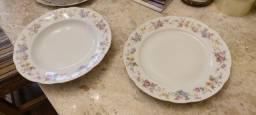 Aparelho de jantar de porcelana Tchecoslováquia