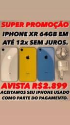 iPhone XR 64 PROMOÇÃO!!!!