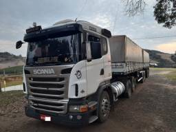 Título do anúncio: Scania G420 6X4 2010 e Bitrem Noma 2013.