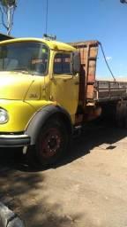1113 freio ar no truck, manete grande
