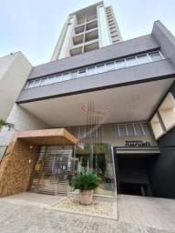 Apartamento com 1 dormitório para alugar, 80 m² por R$ 2.500,00/mês - Centro - Foz do Igua