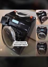 Máquina de Lavar e Secar da Brastemp Entrego