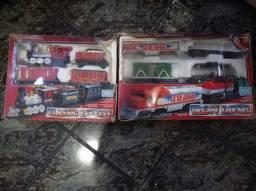 Trens de coleção