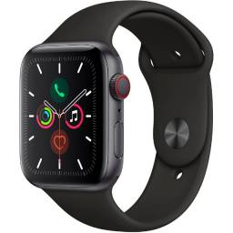 Apple Watch 5 44mm Preto