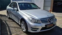 Título do anúncio: Mercedes-Benz C180 1.6 Sport Turbo Gasolina Automático (Blindado)