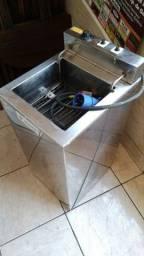 Fritadeira Elétrica Água e Óleo 23lts Venâncio