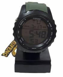 Relógio estilo Militar a Prova D'Água