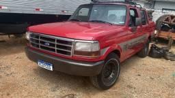 Ford f1000 cabine dupla diesel mwm 229 turbo