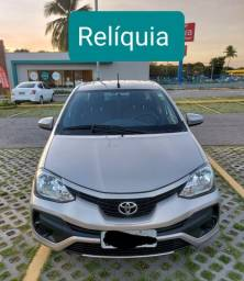 Toyota Etios xs 1.5 est de zero com Gnv geração 5