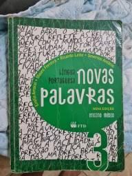 Livro de português ensino médio