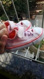 Tênis Converse Infantil Reece All Star Original