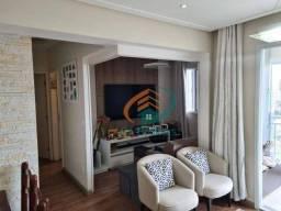 Apartamento com 3 dormitórios à venda, 69 m² por R$ 520.000 - Tatuapé - São Paulo/SP