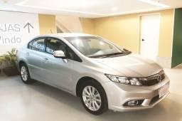 Civic LXR 2.0 Automatico 2014 Novissimo!!!