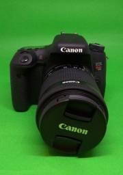 Vendo Canon T6S Muito nova