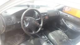 Honda civic Nave Automatico,deve só 500 reais,Faço trocas