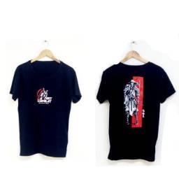 Camisas de algodao ArtCombat. Jiu-Jitsu wear