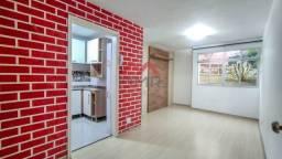 Apartamento à venda com 3 dormitórios em Cidade industrial, Curitiba cod:16028