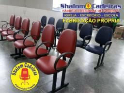 Título do anúncio: Fábrica cadeiras e poltronas igreja