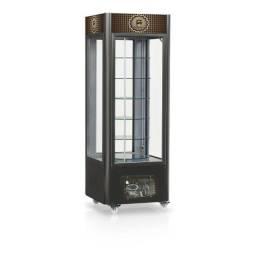 vitrine expositora de tortas vertical refrigerada *Guilherme