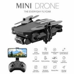 Vendo Mini Drone Zangão Xkj com Câmera 1080, 4k