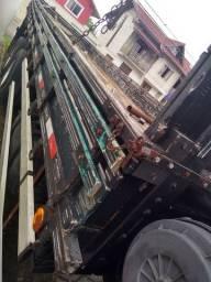 Carroceria p caminhão truck 9 metros