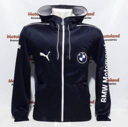 Jaqueta BMW Estilo Corta Vento