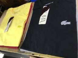 Lindas camisetas por R$ 22,00 cada