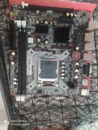 Placa mãe sockete 1150 DDR3