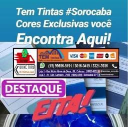 &&&Oferta# Tinta semi lavável Apartir de 149,00 de 19,5 Litros /Ótimo custo benefício!