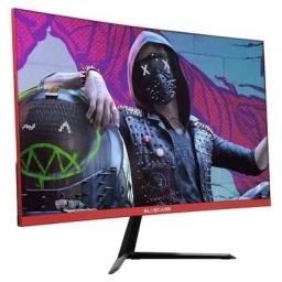 Monitor Curvo 165hz 1ms na caixa e garantia
