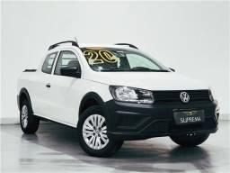 Volkswagen Saveiro 2020 1.6 msi robust cd 8v flex 2p manual