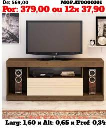 Super Desconto em Maringa - Rack com de tv até 49 Plg Embalada - Direto da Fabrica