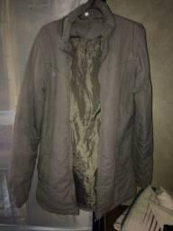Jaqueta malha para frio