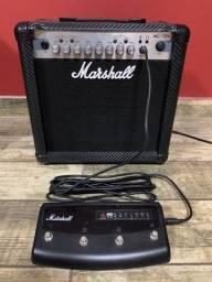 Amplificador para Guitarra Marshall MG 15 CFX