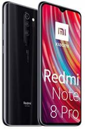 Vendo ou troco Xiaomi redmi note 8 pro por iPhone 8 plus