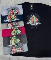 3 camiseta por 100,00