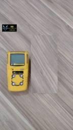 Locação detector 4 gases