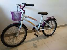 Bicicleta Verden Breeze Aro 20 Quadro de Aço Freio V-brake
