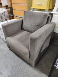 Poltrona Decorativa Mega Confort