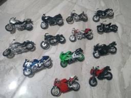 Motos em Miniatura - Coleção