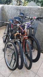 Vendo todas as bike juntos
