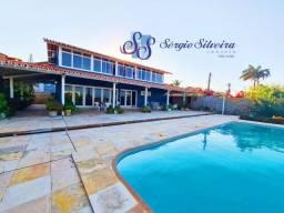 Casa no Porto das Dunas com vista mar 5 suítes amplo terreno! Venda!