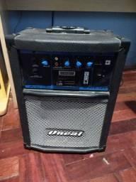 Vendo caixa amplificadora oneal OCM 250