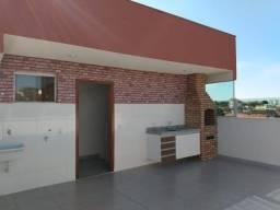 Título do anúncio: Cod.>3169 Cobertura, para venda, 2 quartos, armários, churrasqueira, 1 vaga, no Rio Branco