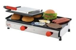 Vendo chapa de sanduiches / foto ilustrativa