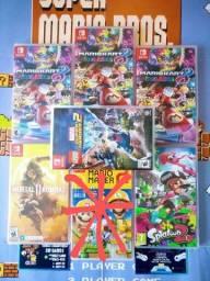 Nintendo switch jogos
