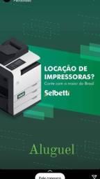 Locação impressora Xerox Ricoh Kyocera  Epson multifuncional