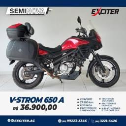 Título do anúncio: Suzuki V -Strom 650 A