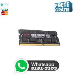 Título do anúncio: Memória RAM 8 Gb DDR4 2400 ou 2666 Mhz (Notebook)