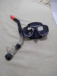 Óculos de mergulho profissional novo